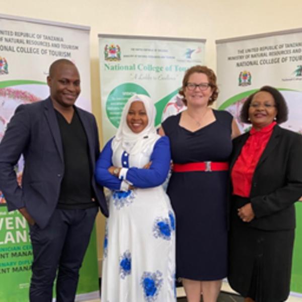 VIU in Tanzania for ISTEP
