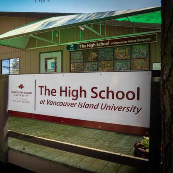 The High School at VIU