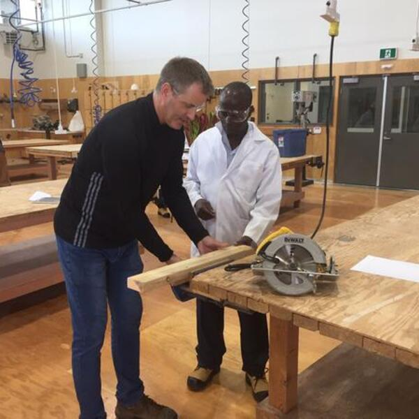 KEFEP Building Artisan Training