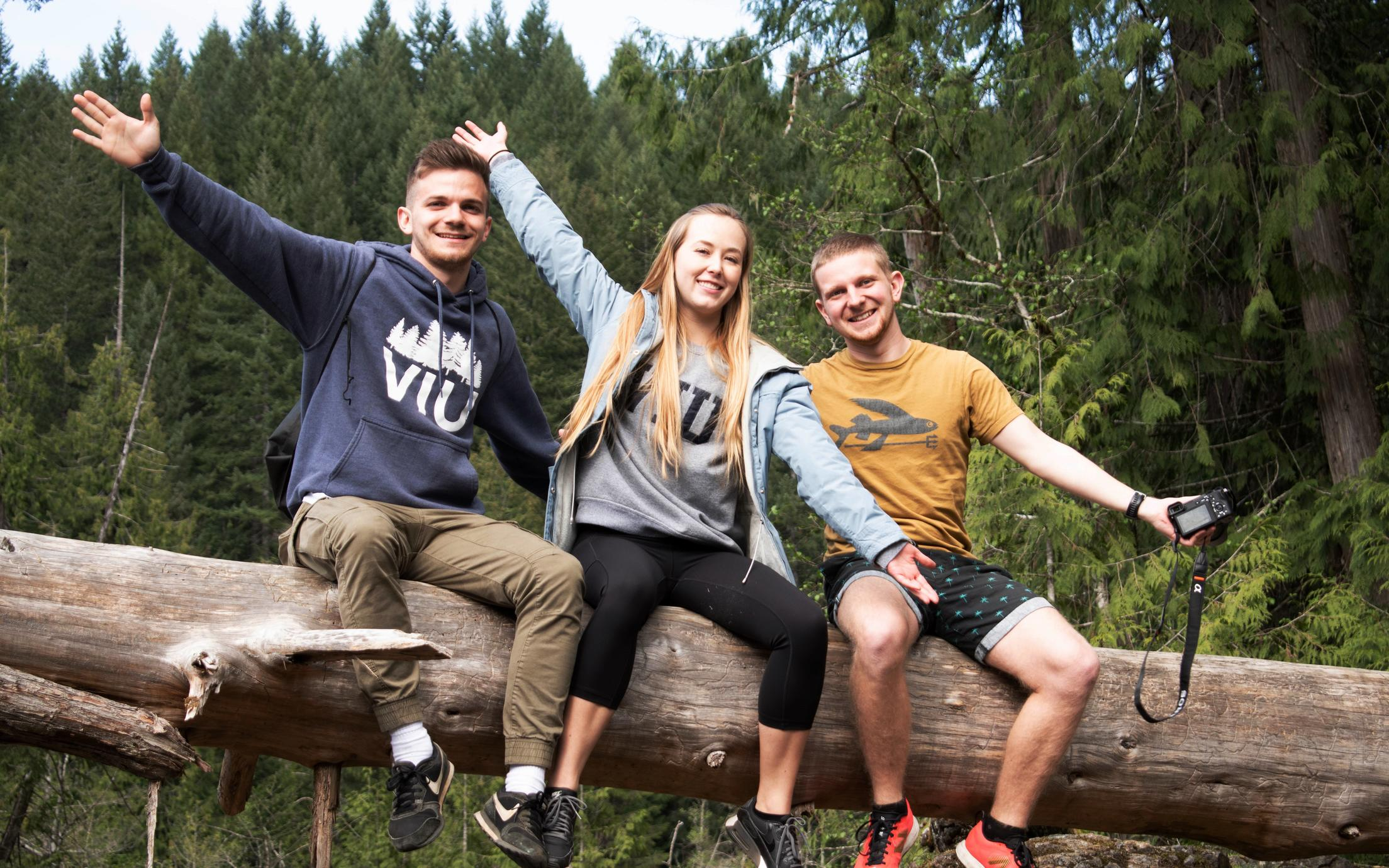 VIU - Cultural Connections - Local Hikes