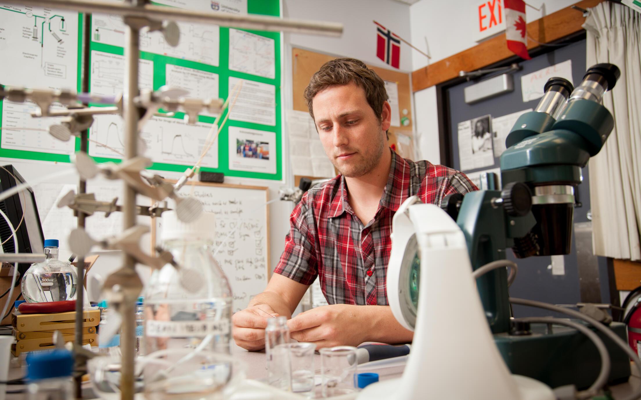 VIU Chemistry Lab