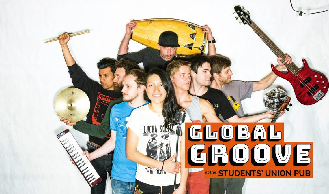 VIU Global Groove MNGWA Concert September 13 2018