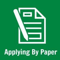 Applying by paper