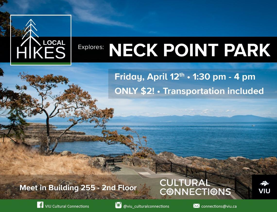 VIU Cultural Connections - Road Trips - Neck Point