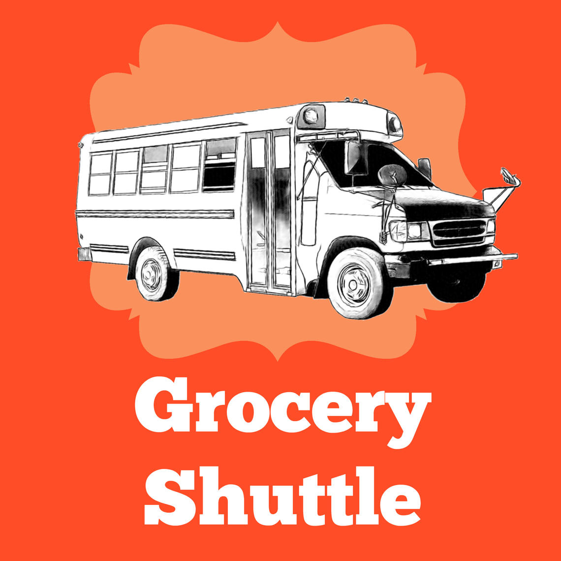 Free, Food, Grocery Shuttle, Groceries, VIU, Vancouver Island Univeristy, VIU International Education, VIU Residences, Student Residences