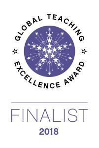 2018 Global Teaching Excellence Award Finalist