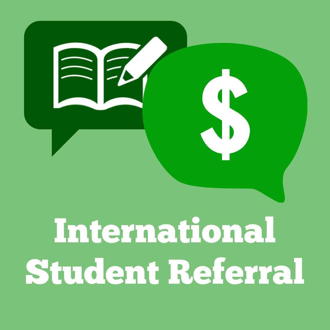 international student referral program international education viu