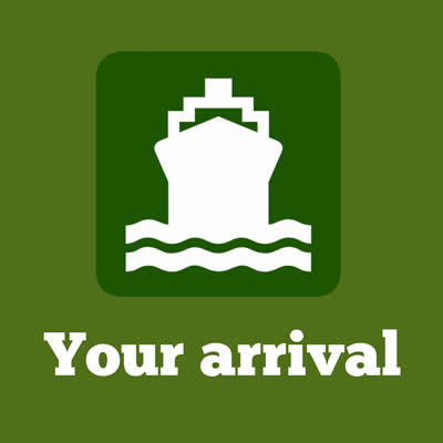 Your Arrival at Vancouver Island University (VIU)