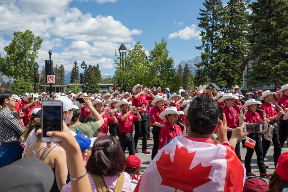 parade-for-Canada-day