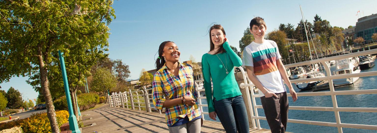 Explore Student Life at VIU