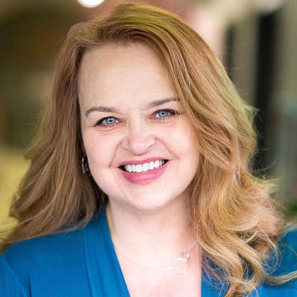 Leanne Spasnik, Manager, International Communication and Recruitment